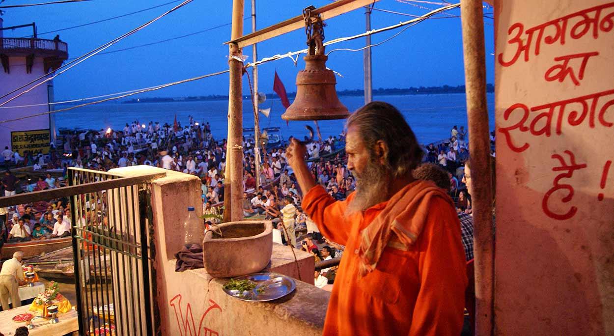 Nueve razones para visitar Benarés, ciudad santa del ganges en India