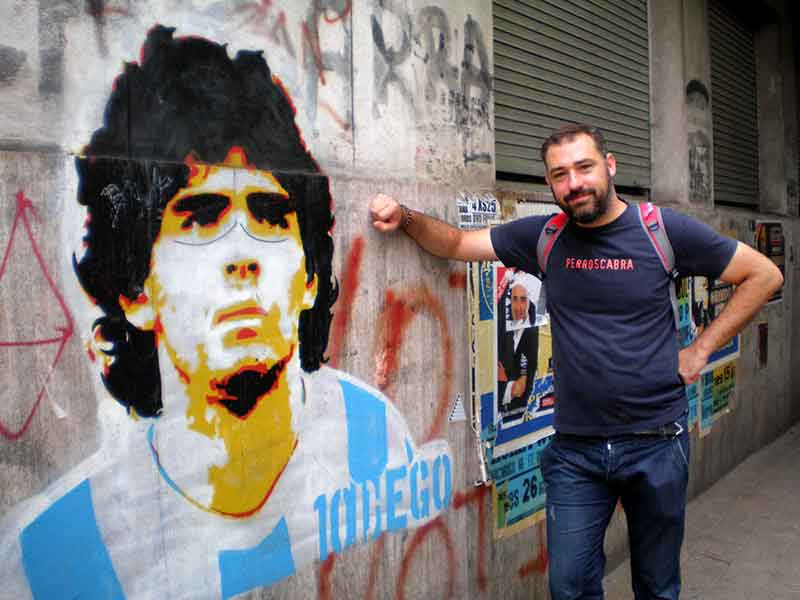 David y El Diego.