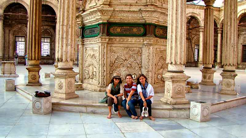 El Cairo, Mezquita de Alabastro