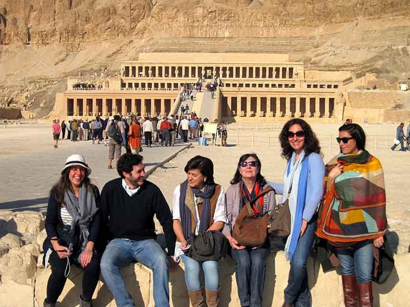 Templo de Hatchepsut, Deir el Bahari