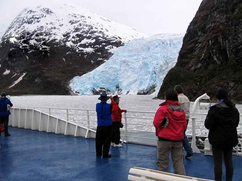 Glaciar Nena.