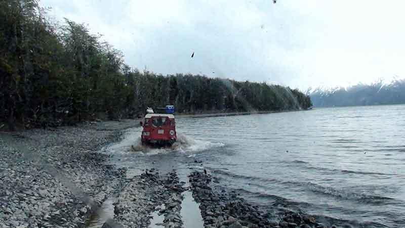 4x4 Off Road en Tierra del Fuego.