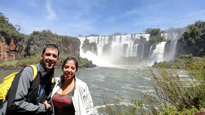 Paseo por Cataratas Argentinas.