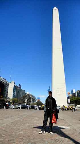Obelisco, Buenos Aires.