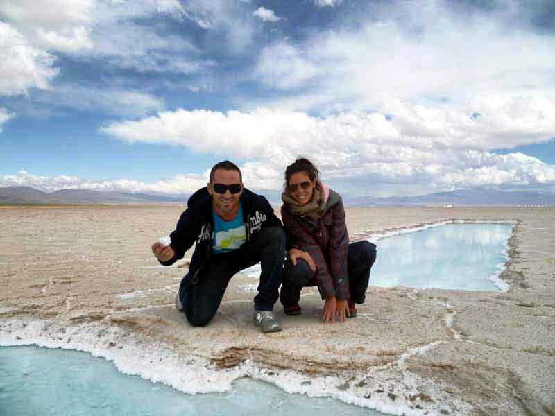 Salinas Grandes. Noroeste argentino.