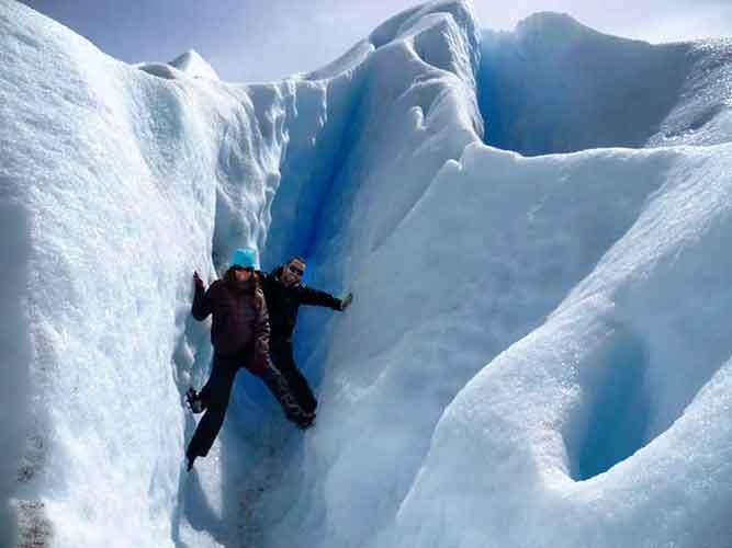 Minitrekking Perito Moreno