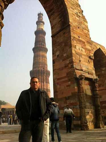 Qutub Minar, Delhi.