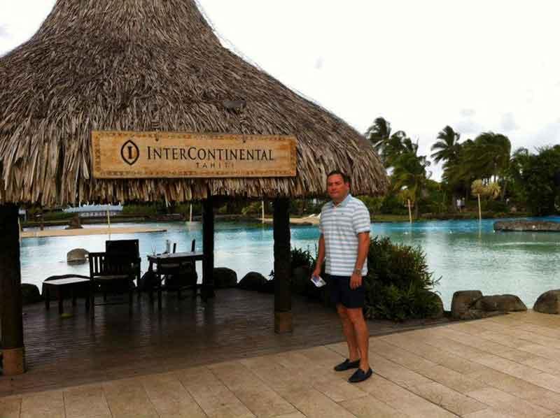Intercontinental Tahiti.
