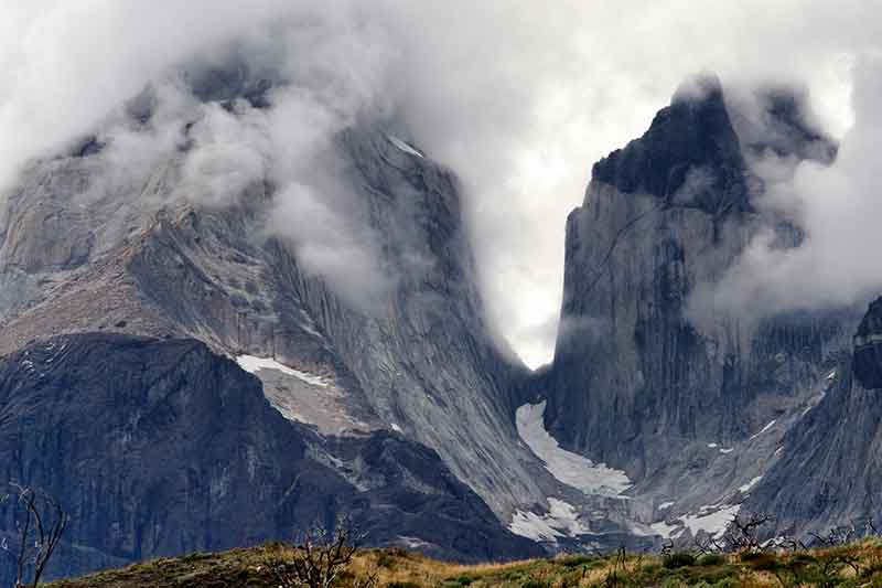 La belleza salvaje de Patagonia chilena