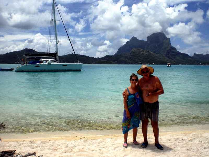 Lagoon de Bora Bora