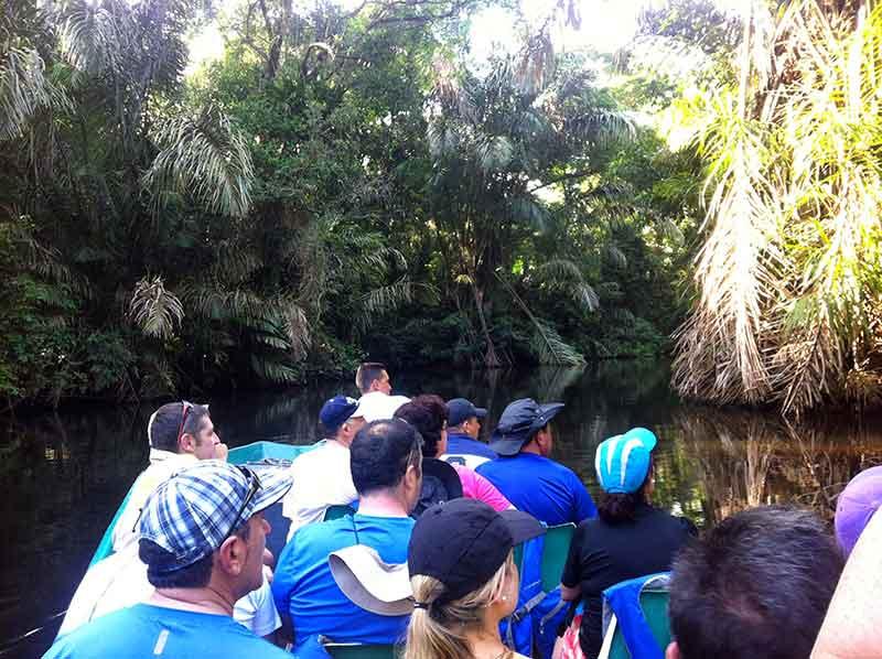 Tour Canales Tortuguero