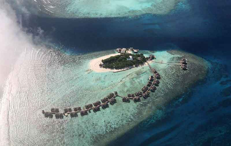 Resort de Maldivas, Adaaran Prestige Vadoo