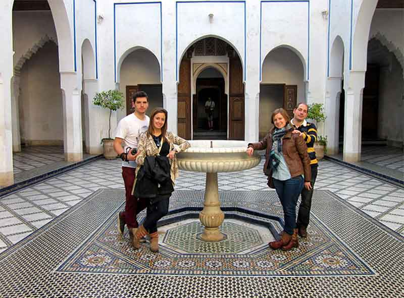 Patio de Marrakech