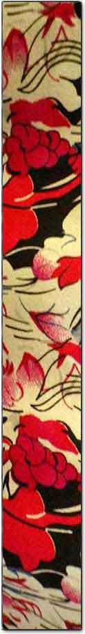 Textura vietnamesa de seda