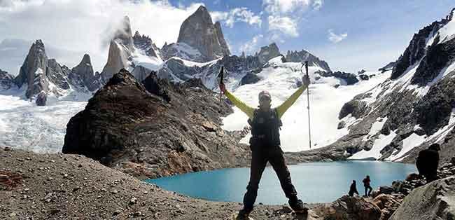 La Patagonia salvaje de José Luis - Circuito W de Torres del Paine