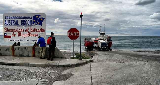 Estrecho de Magallanes (foto de José Luis)