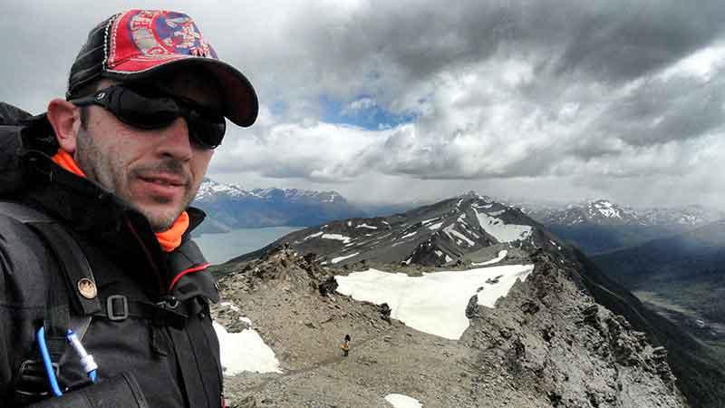 Cerro Huanaco, PN Tierra de Fuego (Ushuaia)