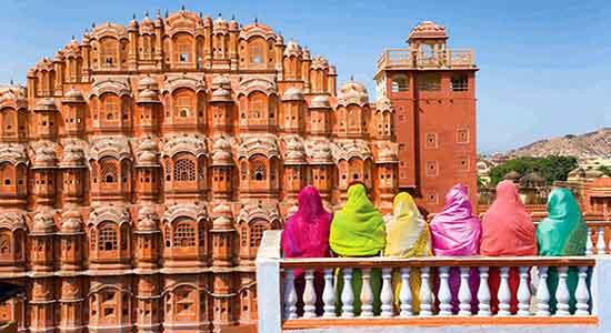 Viaje a India del Norte: Jaipur