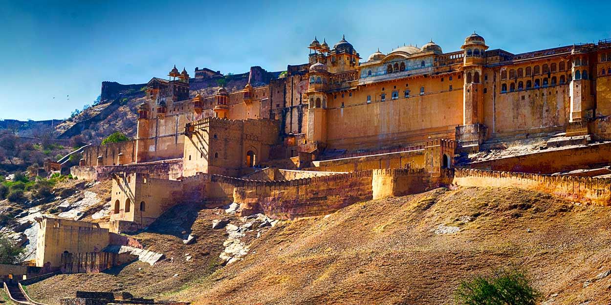 Amber Fort - qué ver en Jaipur