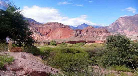 El viaje a Patagonia y Noroeste Argentino de José y Lili.
