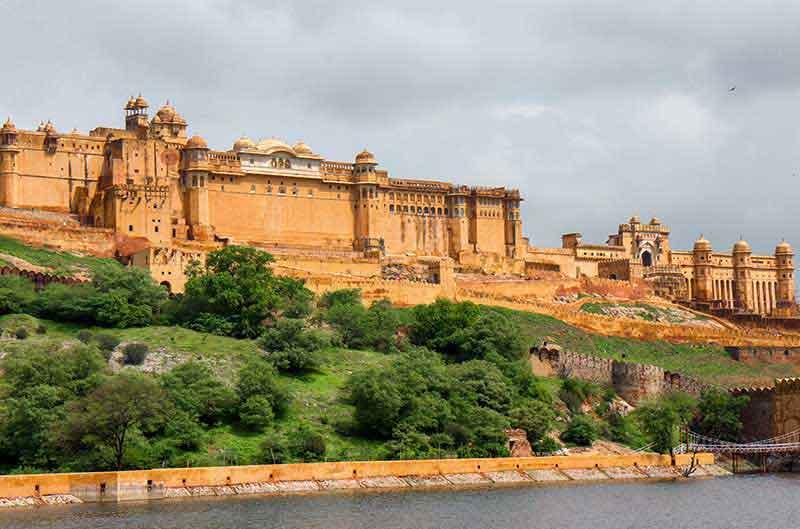 Fuerte Amber, Jaipur.