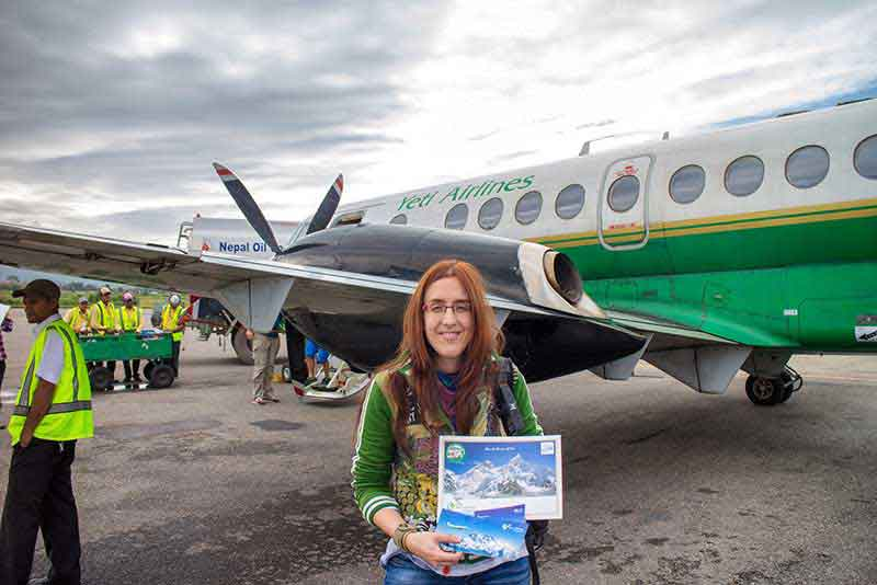 """El Everest Mountain Flight en Nepal es totalmente recomendable"""