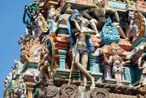 El Sur de India acoge varios santuarios de importante tradición nacional 3