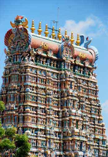 El Sur de India acoge varios santuarios de importante tradición nacional 2