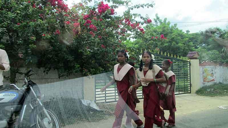 La mujer en India del Sur 2