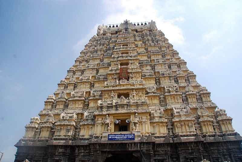 El Sur de India acoge varios santuarios de importante tradición nacional