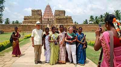 El viaje a India del Sur de Juan Carlos y Carmen