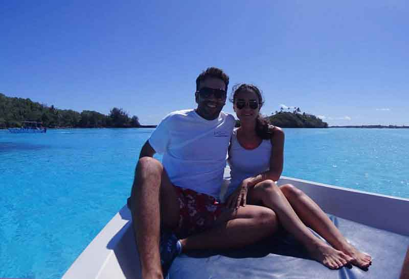 Excusión en Bora Bora