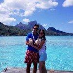 Llegada a Bora Bora