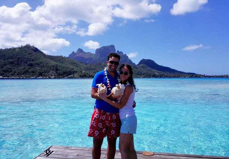 Testimonio de viaje a Polinesia de José Alberto y Cecilia. - Sofitel Bora Bora Private Island