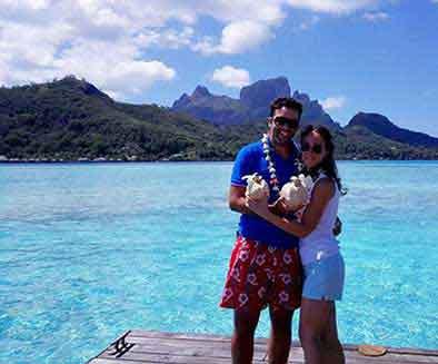 Polinesia de José Alberto y Cecilia