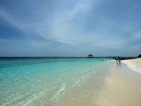 RECOMENDACIONES EN MALDIVAS - playa