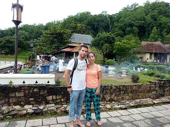 Testimonio de viaje a Sri Lanka y Maldivas de Marta y José - Kandy