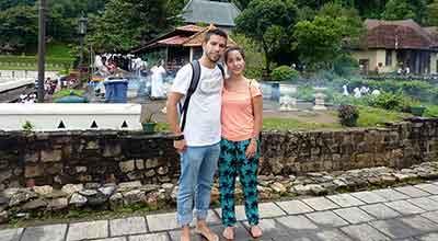 Testimonio de viaje a Sri Lanka y Maldivas de Marta y José - Hoteles en Sri Lanka y Resort de Maldivas.