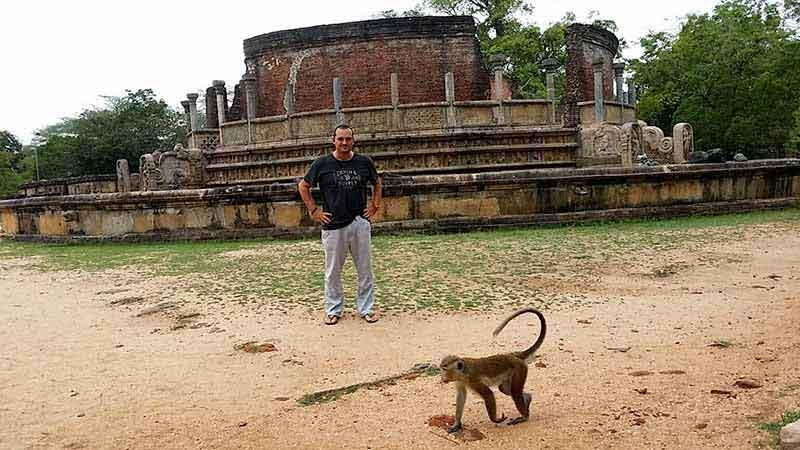 Ruinas de Polonnaruwa