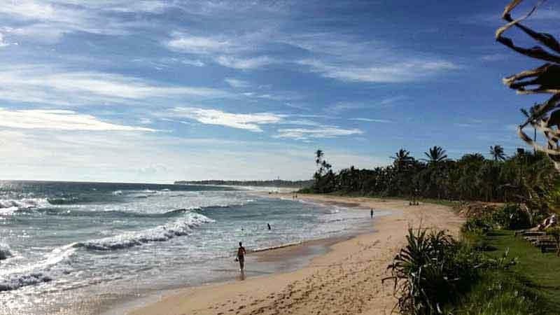 Playa de Koggala