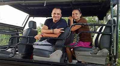 Testimonio de viaje a Sri Lanka de Ismael y Patri
