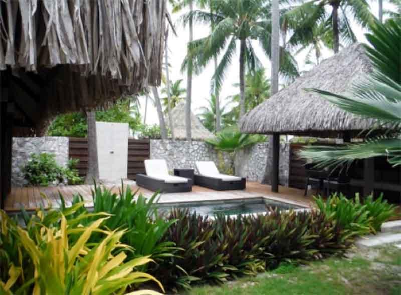 Kia Ora Rangiroa. (Pool Villa).