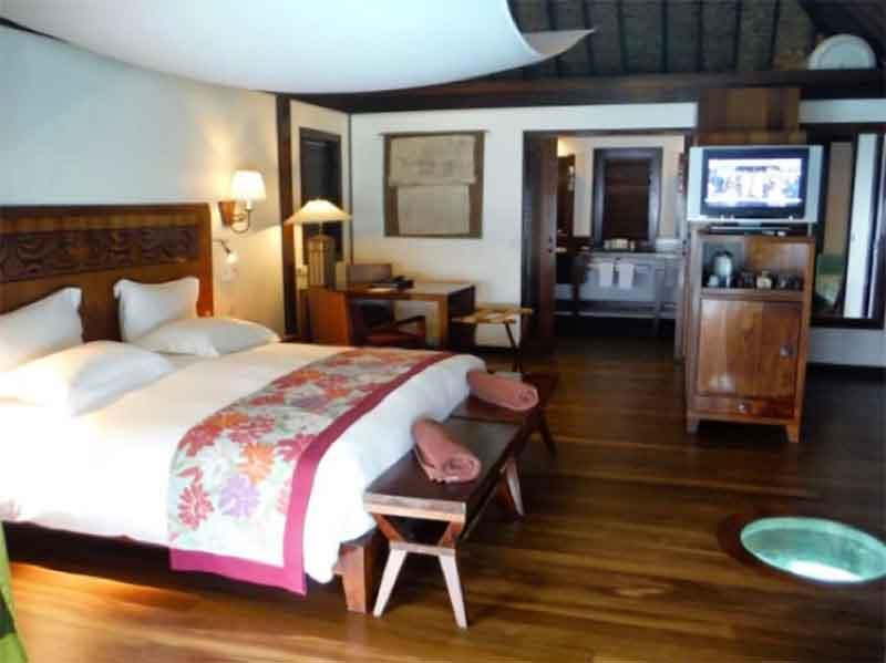 Sofitel Bora Bora Private Island.