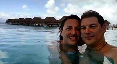Testimonio de viaje a Polinesia de Nacho y Esther.