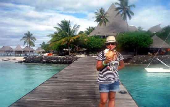 Sofitel  Bora Bora Private Island - Testimonio de viaje a Polinesia de Nacho y Esthe