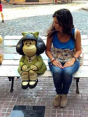 Buenos Aires - Testimonio de viaje a Argentina de Maria y Cristina