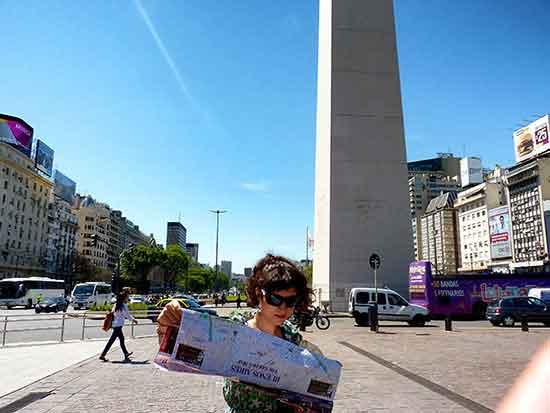 Buenos Aires - Imposible ver todo lo que te propongas - Testimonio de viaje a Argentina de Maria y Cristina