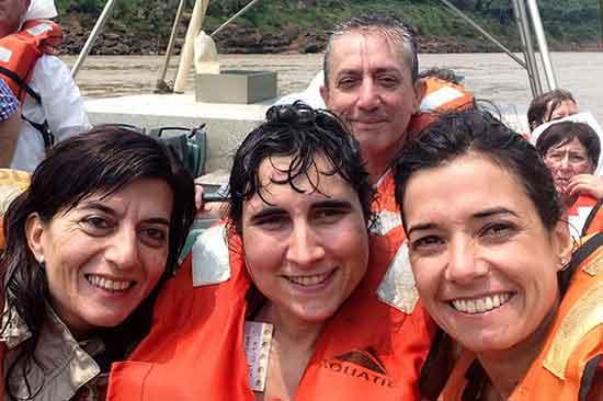 Testimonio de viaje a Argentina de Maria y Cristina