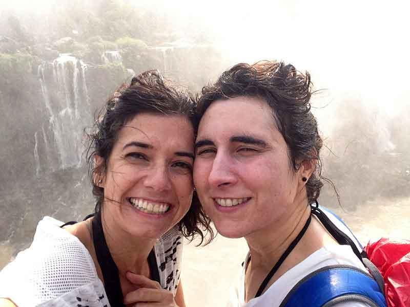En el Iguazú