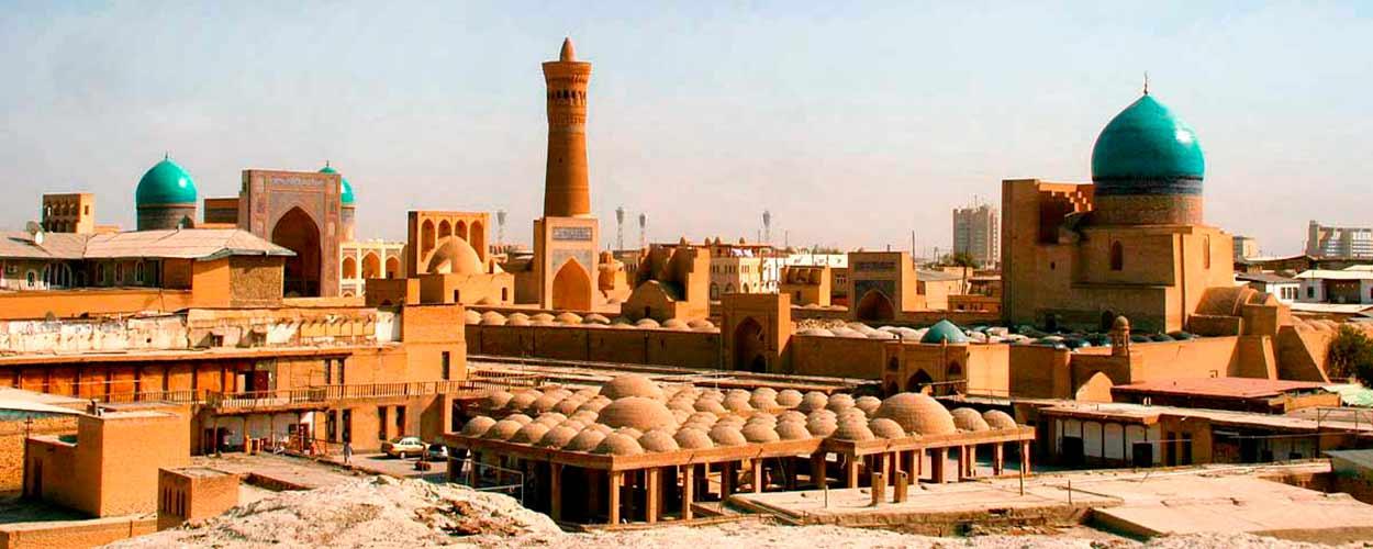 Bujara, la ciudad medieval mejor conservada de Asia Central - Diez cosas que ver en la Ruta de la Seda